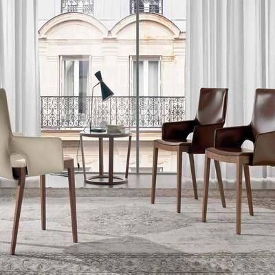 椅子, 單椅, 休閑椅, 邊幾, 臺燈, 現代, 北歐