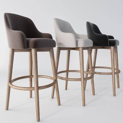 现代沙发吧椅