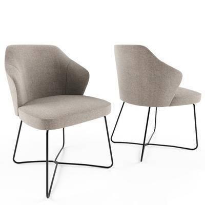 休闲椅, 单椅, 沙发, 单人沙发, 现代