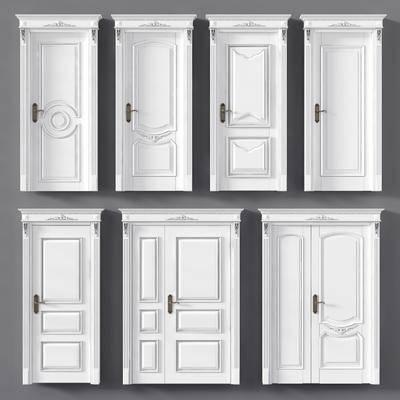平开门, 门, 欧式门