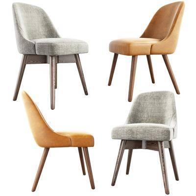 餐椅, 单椅, 休闲椅