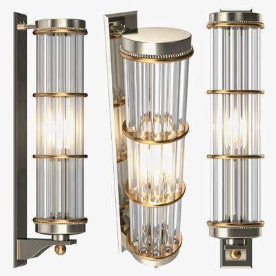 壁灯, 现代壁灯, 灯泡, 金属壁灯, 现代