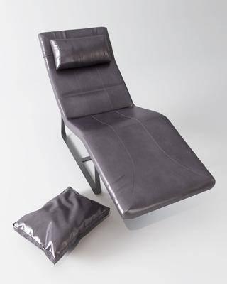 躺椅, 单椅