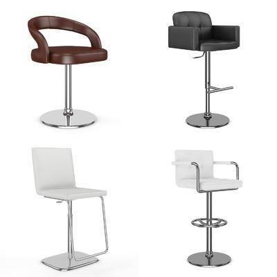 吧椅, 单人椅, 现代