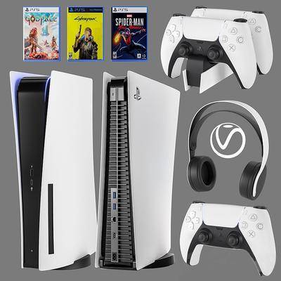 现代游戏机, PS5
