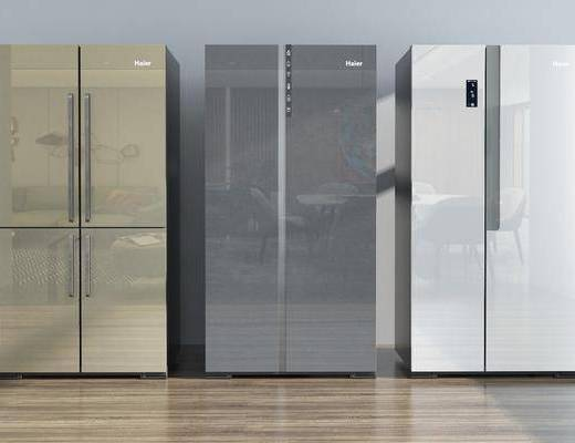 现代, 冰箱, 组合