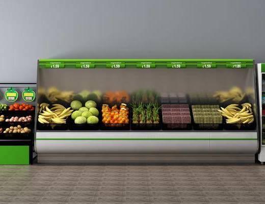 現代果蔬架, 置物架, 果蔬架