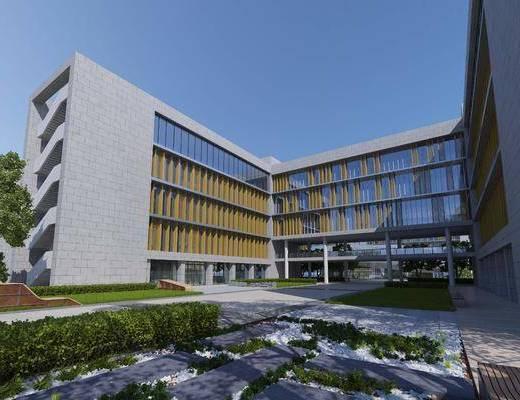 学校, 办公楼