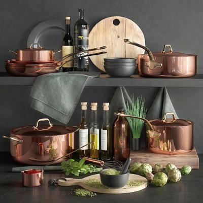 厨具, 餐具
