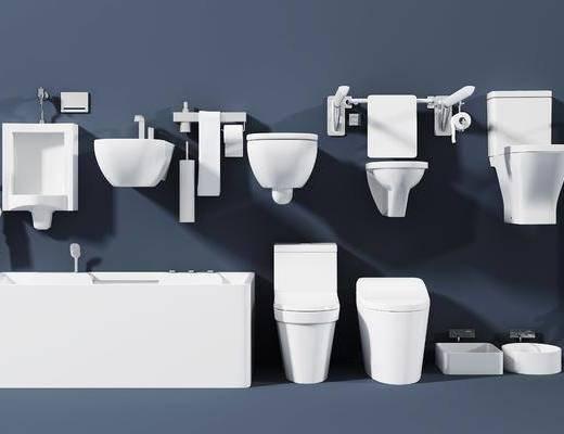 现代卫浴, 洁具