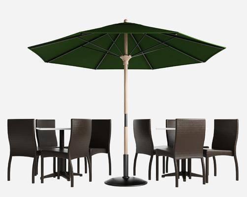 现代, 遮阳伞, 遮阳棚