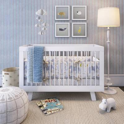 现代婴儿床, 儿童床