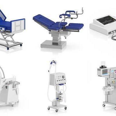 医疗器械设备, 现代