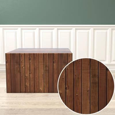 木材, 木板
