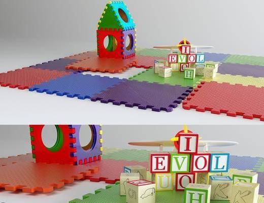 现代, 儿童玩具