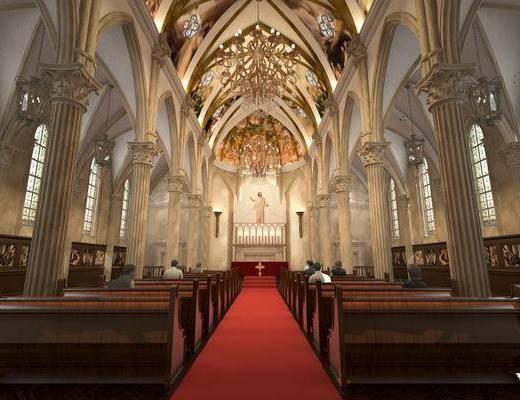 欧式, 古典, 教堂
