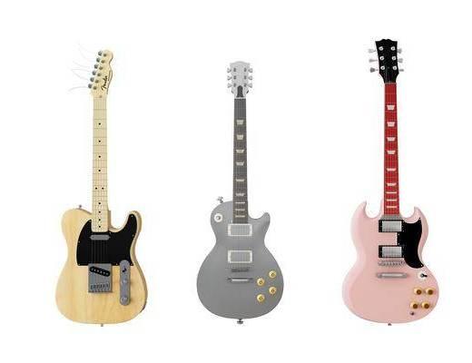 吉他, 现代