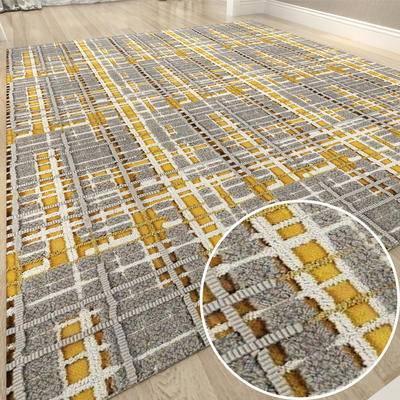 地毯, 方形地毯