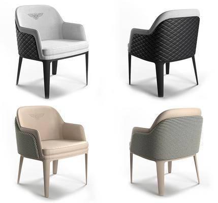 现代休闲沙发椅单椅