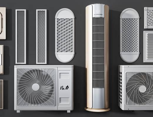 空调, 立式空调, 柜机
