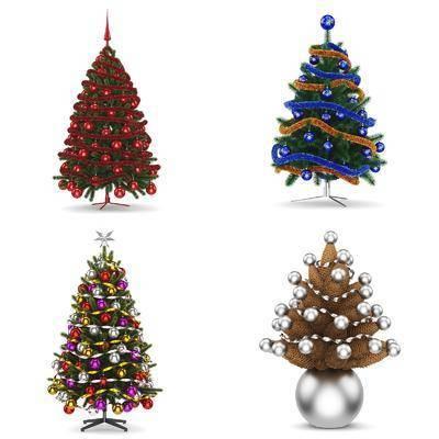 圣诞树, 圣诞