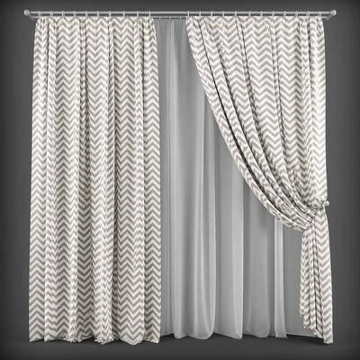 窗帘, 现代窗帘, 艺术窗帘, 纯色窗帘, 现代