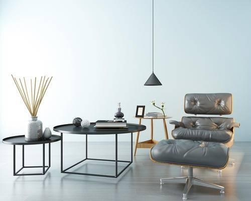茶几, 装饰品, 椅子, 摆件, 灯