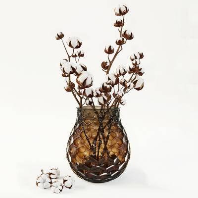 现代, 现代装饰花瓶, 花瓶, 花