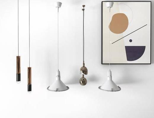 现代餐厅吊灯