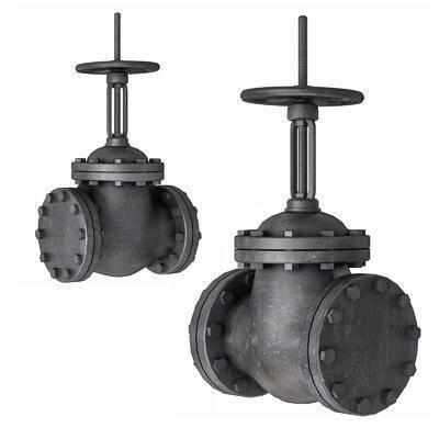 现代水管阀门, 水阀消防管