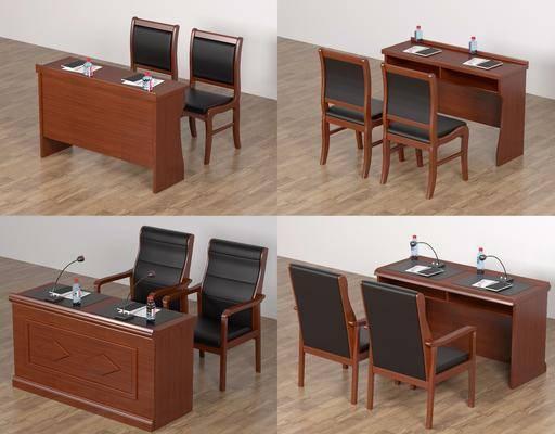 培训桌椅, 主席桌椅, 扶手椅, 会议椅