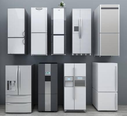 冰箱, 单体, 家用
