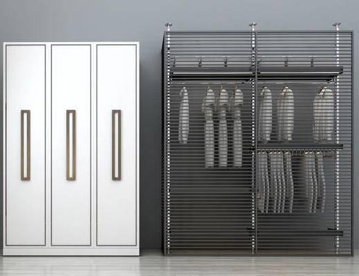 衣柜, 现代, 服饰