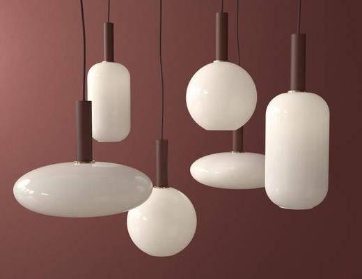 現代吊燈, 吊燈