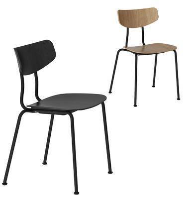 现代, 简约, 餐椅