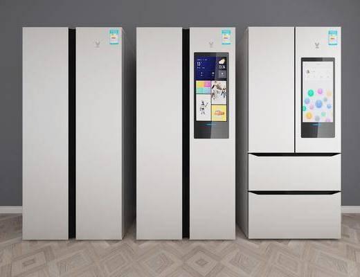 智能冰箱, 冰箱冰柜, 现代