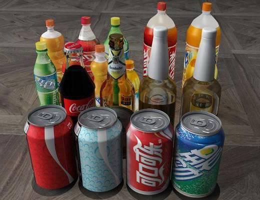 饮料组合, 现代