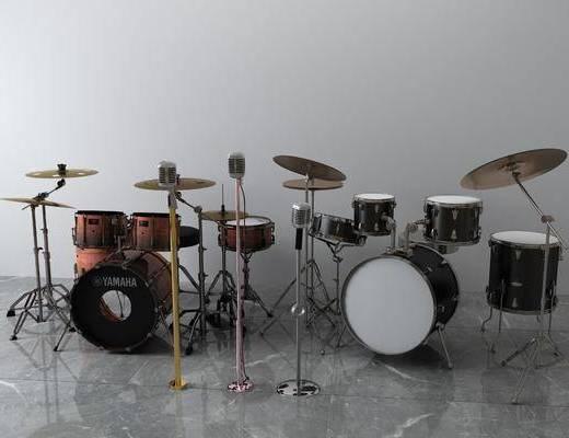乐器, 鼓