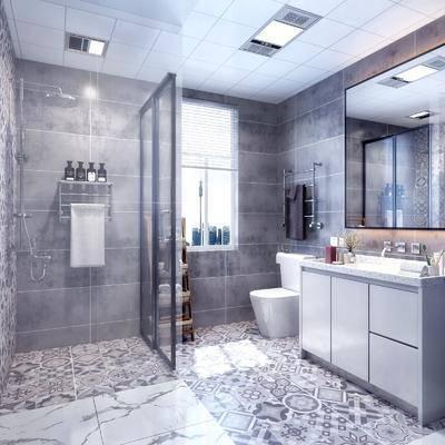 卫浴, 卫生间, 现代卫浴, ?#35789;?#21488;, 淋浴间, 卫浴小件