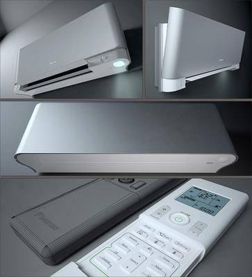 空调, 遥控器, 现代