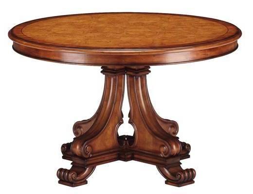 美式圆桌, 圆桌, 餐桌