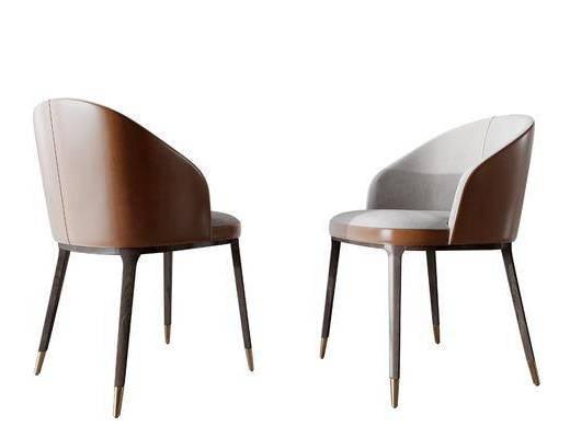 现代, 餐椅, 单椅