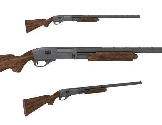 现代, 半自动步枪, 单体