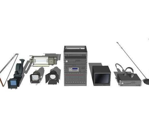 音箱, 器械, 摄影器材