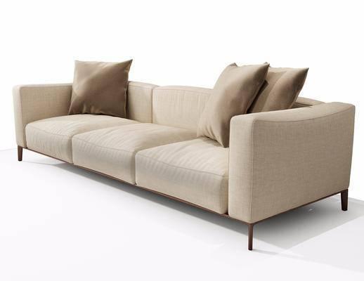 多人沙发, 现代多人沙发, 现代沙发, 沙发
