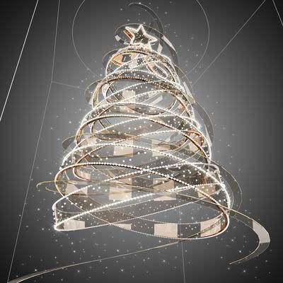 吊灯, 圣诞吊灯, 螺旋吊灯, 现代玻璃吊灯