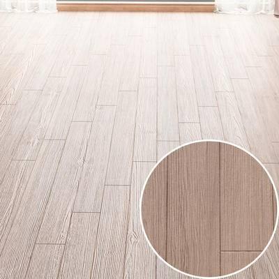 Vray材质, 木地板材质