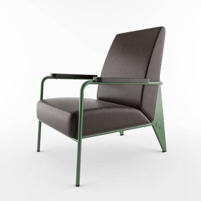 椅子, 单人椅, 现代