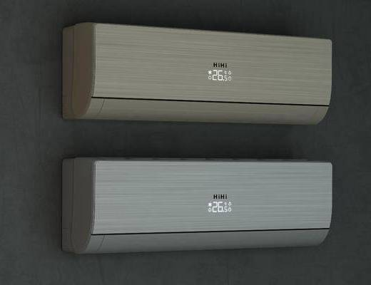 空调挂机, 空调风扇, 现代