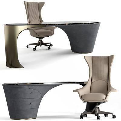 办公桌, 桌椅组合